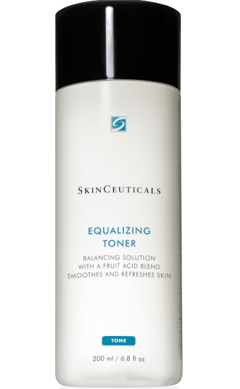 Equalizing Toner aux acides de fruits